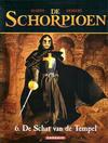 Cover for De Schorpioen (Dargaud Benelux, 2000 series) #6 - De schat van de tempel