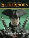 Cover for De Schorpioen (Dargaud Benelux, 2000 series) #7 - In de naam van de vader