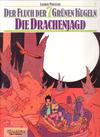 Cover for Der Fluch der 7 grünen Kugeln (Carlsen Comics [DE], 1992 series) #4 - Die Drachenjagd