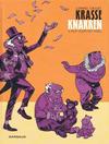 Cover for Krasse Knarren (Dargaud Benelux, 2014 series) #5 - Rijp voor het asiel