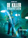 Cover for De Killer - Staatszaken (Casterman, 2020 series) #1 - Negatieve behandeling