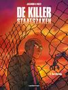 Cover for De Killer - Staatszaken (Casterman, 2020 series) #2 - Kortsluiting