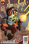 Cover Thumbnail for Scarlet Spider (1995 series) #2 [Newsstand]