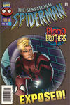 Cover for The Sensational Spider-Man (Marvel, 1996 series) #4 [Newsstand]