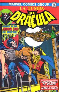 Cover Thumbnail for Biblioteca Drácula. La Tumba de Drácula (Panini España, 2020 series) #3 - ¡Contra el Hombre Lobo!