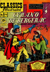Cover for Classics Illustrated (Gilberton, 1947 series) #79 [HRN 118] - Cyrano de Bergerac