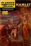 Cover for Classics Illustrated (Gilberton, 1947 series) #99 [HRN 158] - Hamlet
