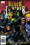 Cover for Black Panther (Marvel, 2005 series) #14 [Newsstand]