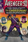 Cover for The Avengers (Marvel, 1963 series) #19 [British]
