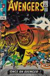 Cover for The Avengers (Marvel, 1963 series) #23 [British]