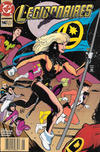 Cover for Legionnaires (DC, 1993 series) #14 [Newsstand]