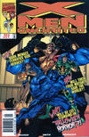 Cover for X-Men Unlimited (Marvel, 1993 series) #21 [Newsstand]