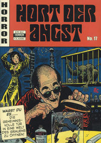 Cover Thumbnail for Hort der Angst (ilovecomics, 2016 series) #17