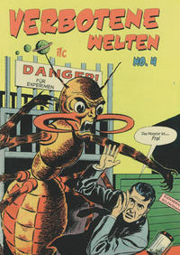 Cover Thumbnail for Verbotene Welten (ilovecomics, 2019 series) #4