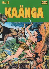 Cover Thumbnail for Kaänga (ilovecomics, 2018 series) #10