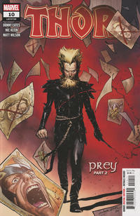 Cover Thumbnail for Thor (Marvel, 2020 series) #10 (736)
