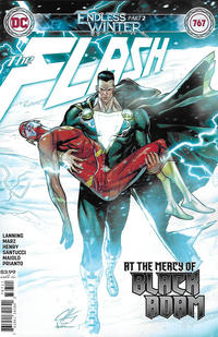 Cover Thumbnail for The Flash (DC, 2016 series) #767 [Clayton Henry Cover]