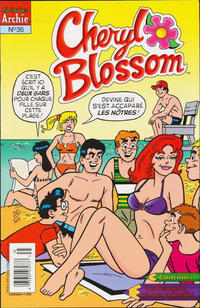 Cover for Cheryl Blossom (Editions Héritage, 1996 series) #35
