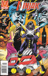 Cover for Ninjak (Acclaim / Valiant, 1994 series) #22 [Newsstand]