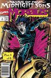 Cover Thumbnail for Morbius: The Living Vampire (1992 series) #1 [Australian]