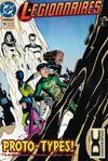 Cover for Legionnaires (DC, 1993 series) #10 [DC Universe Corner Box]