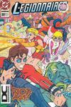 Cover for Legionnaires (DC, 1993 series) #22 [DC Universe Corner Box]