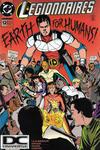 Cover for Legionnaires (DC, 1993 series) #12 [DC Universe Corner Box]