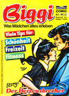 Cover for Biggi (Bastei Verlag, 1983 series) #5