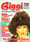 Cover for Biggi (Bastei Verlag, 1983 series) #9