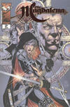 Cover Thumbnail for The Magdalena (2000 series) #2 [Comics Cavalcade Red Foil Cover]