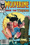Cover Thumbnail for Wolverine: Save the Tiger (1992 series) #1 [Newsstand]