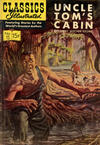 Cover for Classics Illustrated (Gilberton, 1947 series) #15 [HRN 128] - Uncle Tom's Cabin