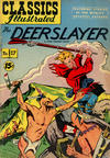 Cover for Classics Illustrated (Gilberton, 1947 series) #17 [HRN 118] - The Deerslayer