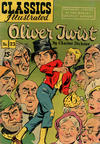 Cover for Classics Illustrated (Gilberton, 1947 series) #23 [HRN 94] - Oliver Twist