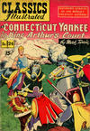 Cover for Classics Illustrated (Gilberton, 1947 series) #24 [HRN 121] - A Connecticut Yankee in King Arthur's Court
