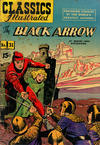 Cover for Classics Illustrated (Gilberton, 1947 series) #31 [HRN 108] - The Black Arrow