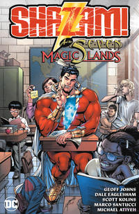 Cover Thumbnail for Shazam! and the Seven Magic Lands (DC, 2020 series)