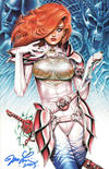"Cover Thumbnail for Dawn (1995 series) #1 [Comic Cavalcade ""Look Sharp"" Edition]"