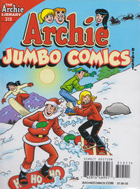 Cover Thumbnail for Archie (Jumbo Comics) Double Digest (Archie, 2011 series) #315