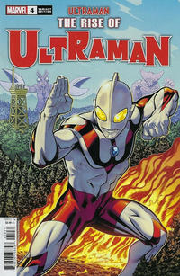 Cover Thumbnail for The Rise of Ultraman (Marvel, 2020 series) #4 [Ed Mcguinness Variant Cover]