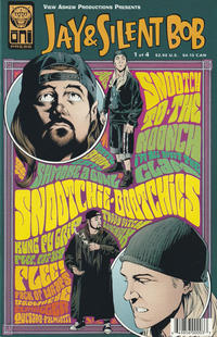 Cover Thumbnail for Jay & Silent Bob (Oni Press, 1998 series) #1 [Second Printing]