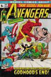 Cover Thumbnail for The Avengers (1963 series) #97 [British]