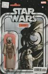 Cover for Star Wars: Bounty Hunters (Marvel, 2020 series) #7 [John Tyler Christopher Action Figure (4-LOM)]