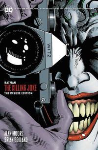 Cover Thumbnail for Batman: The Killing Joke The Deluxe Edition (DC, 2019 series)