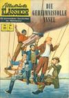 Cover for Illustrierte Klassiker [Classics Illustrated] (BSV - Williams, 1956 series) #21 - Die geheimnisvolle Insel [HLN 130]