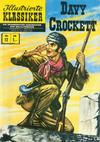 Cover for Illustrierte Klassiker [Classics Illustrated] (BSV - Williams, 1956 series) #12 - Davy Crockett [HLN 138]