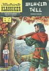 Cover for Illustrierte Klassiker [Classics Illustrated] (BSV - Williams, 1956 series) #8 - Wilhelm Tell [HLN 138]