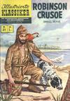 Cover Thumbnail for Illustrierte Klassiker [Classics Illustrated] (1956 series) #31 - Robinson Crusoe [HLN 138]