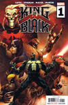 Cover Thumbnail for King in Black (2021 series) #1 [Secret Variant - The Thing Replaces Hulk Cover]