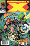 Cover Thumbnail for Mutant X (1998 series) #2 [Newsstand]